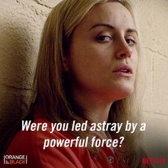 Who hasn't been? #OITNB Orange Is The New Black, Netflix, Alex And Piper, Piper Chapman, Taylor Schilling, Buddy The Elf, Orange Color, Orange Orange, Best Shows Ever