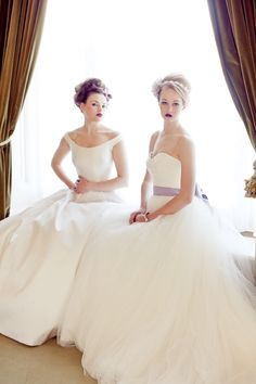 The 1950's Debutante Inspired Bride. Photography by www.eddiejuddphotography.com