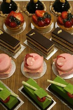 Mark Tilling French Pâtisserie