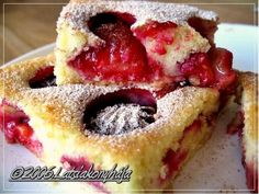 Hungarian Recipes, Cheesecake, Food And Drink, Sweets, Tej, Gummi Candy, Cheesecakes, Candy, Goodies