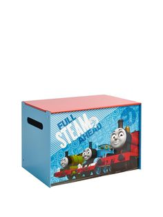 Thomas & Friends Thomas The Tank Engine Toy Box | very.co.uk