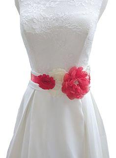 Wedding Sash Belt, Maternity Sash, Romantic Flowers, Sash Belts, Fashion Brands, Topshop, Amazon, Clothes, Outfits