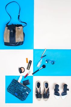 """Travel Like A Minimalist: How To Never Overpack Again #refinery29  http://www.refinery29.com/71259#slide-4  Tip 3: Accessories are excessories. Leave most of them at home. They're big, oddly shaped, and too easily crushable; when it comes to shoes, bags, and jewelry, less is more.  """"I try to be conservative with how I pack shoes and accessories, but I probably would have packed one dressier heel, one shoe I can walk in, one less-dressy sandal, and one pair of beach-..."""