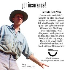 Do you #GotInsurance. Learn more at DoYouGotInsurance.com. #ThanksObamacare!