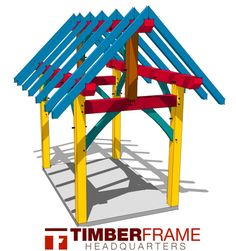 8x12 Shed Plan - Timber Frame HQ http://timberframehq.com/8x12-shed-plan/?utm_content=buffer16fd0&utm_medium=social&utm_source=pinterest.com&utm_campaign=buffer