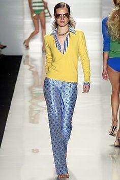 Michael Kors Collection Spring 2004 Ready-to-Wear Fashion Show - Michael Kors, Liliane Ferrarezi
