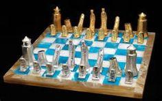 Avatar Unique Chess set