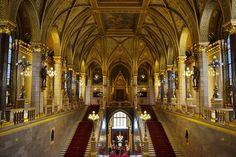 Parlamento de Hungria, Budapest