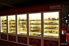Toy cars from socialist times - Retro Museum Varna, Bulgaria