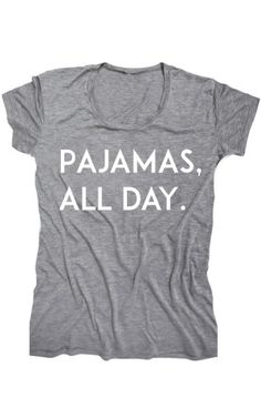 Pajamas Tee, How would you style this? http://keep.com/pajamas-tee-by-outfituation/k/1dolfXABFY/