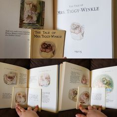 Tales Of Beatrix Potter, Children's Literature, Books, Livros, Libros, Book, Book Illustrations, Libri