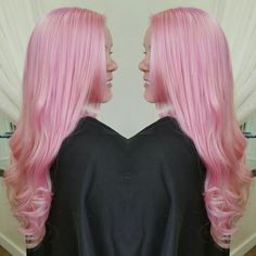 Pink hair pulp riot blush