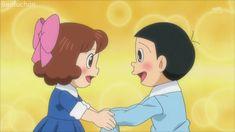 Toddler Nobita & Shizuka Romantic Couples, Cute Couples, Doraemon Cartoon, Anime Fnaf, Cartoon Characters, Fictional Characters, Kawaii Art, Stand By Me, Manga