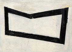 Collection Online | Franz Kline. Untitled. 1952 - Guggenheim Museum
