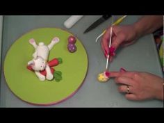 STEP BY STEP Easter Bunny Modeling - Part 2
