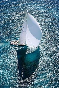 bright and beautiful ocean, take me where you will, winds of change engulf me, looking for the thrill. ~sandypenny Let's go sailing Yacht Boat, Beautiful Ocean, Sail Away, Set Sail, Tall Ships, Water Crafts, Belle Photo, Sailing Ships, Sailing Boat
