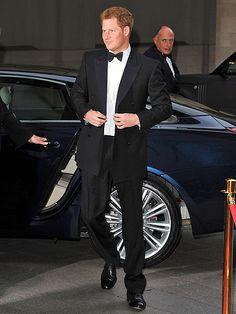 Prince Harry :-)