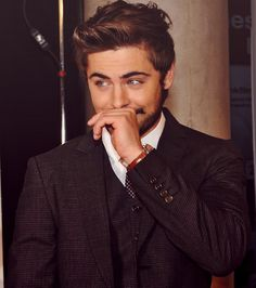 Zac Efron. For you Sis!
