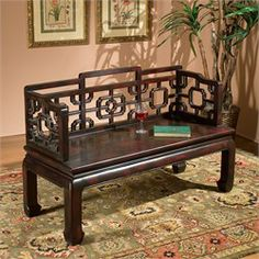 Butler Specialty Bench Eastearn Inspirations