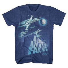 Men's Star Wars X-Wing T-Shirt Navy