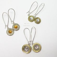 shotgun shell crafts - Google Search It would be so cool for necklace pendant :D