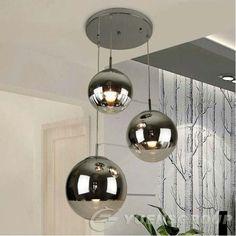 modern light pendants for hall way - Google Search