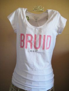 Shirt: Bride | The Perfect Day Wedding Bells, Wedding Fun, Brides And Bridesmaids, My Best Friend, Getting Married, Comfy, Tank Tops, Tees, T Shirt