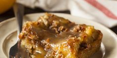 Old Fashioned Bread Pudding With Rum Sauce A twist on a traditional recipe, this Old Fashioned Bread Pudding with Rum Sauce is to die for! & The post Old Fashioned Bread Pudding With Rum Sauce appeared first on Jennifer Odom. Slow Cooker Bread Pudding, Bread Pudding Sauce, Bread Pudding With Croissants, Croissant Bread, Bread Pudding With Caramel Sauce Recipe, Bread Puddings, Bourbon Bread Pudding, Bread Pudding Recipe With Condensed Milk, Old Fashion Bread Pudding Recipe