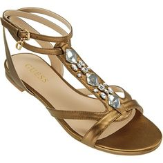 Guess Shoes with jewelry