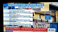 Generation X entirel