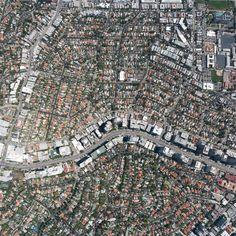 Google Map Shot #LA Los Angeles