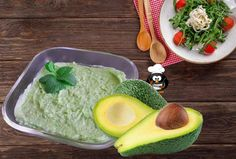 Avocadoaufstrich Low Carb - Rezept von Der Hobbykoch Avocado Toast, Avocado Creme, Guacamole Dip, Engagement Ring Cuts, Food And Drink, Healthy Recipes, Breakfast, Ethnic Recipes, Desserts