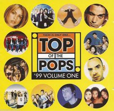 For sale we have a double CD album, 1999 ~ Top of the Pops 99, Volume One (various artists). The image is of the actual item. | eBay!