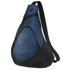 PORT & COMPANY HONEYCOMB SLING PACK #bag #onetouchpoint #promotional