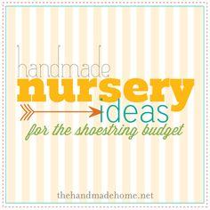 handmade nursery ideas : a diy mobile - thrifty goodness! Nursery Themes, Nursery Art, Girl Nursery, Nursery Ideas, Dream Baby, Baby Love, Ladybug Nursery, Baby Park, Foster Mom
