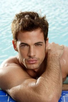 William Levy......love him in the M & M commercial......
