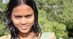 """""""In the future I would like to become a social worker and help others."""" - Ankita Dinkar - India - Photographers - FairMail - Fair Trade"""