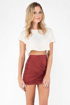 Digging this skirt