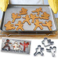 ninja cookies @Suzy I.