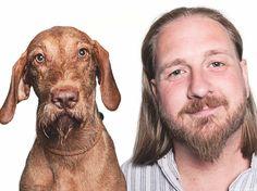 Diese Hunde sehen aus wie ihre Herrchen