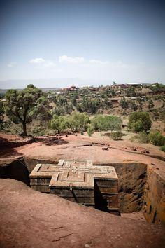 Lalibella, Ethiopia #Africa #travel