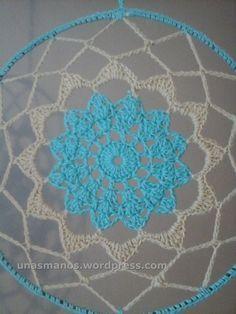 mandalas crochet (7) Crochet Flower Hat, Crochet Rings, Crochet Snowflake Pattern, Crochet Baby Beanie, Crochet Jacket, Doily Patterns, Love Crochet, Crochet Motif, Baby Blanket Crochet