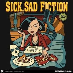 Ript: Sick Sad Fiction
