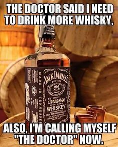 Our 100 Best Photos of the Week - Suburban Men - February 21, 2016 Whiskey Girl, Cigars And Whiskey, Whiskey Bottle, Bourbon Whiskey, Alcohol Memes, Alcohol Quotes, Drinks Alcohol, Jack Daniels, Drinking Jokes