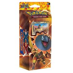 Pokemon Trading Cards XY Brilliant Thunder Theme Deck