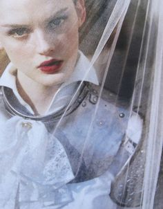 Lisa Cant by Tim Walker