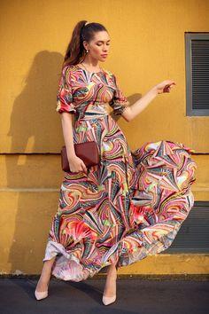 Katerina Dorohova Flamboyant Natural