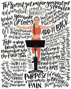 Fitness Tips, Fitness Motivation, Exercise Motivation, Robin Arzon, Quotes To Live By, Life Quotes, Feeling Sorry For Yourself, Sweat It Out, Quote Prints