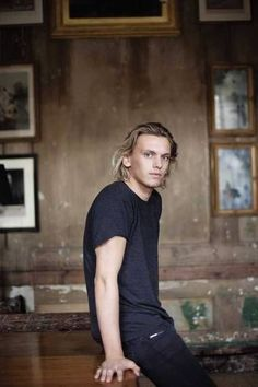 Jamie Campbell Bower--playing Jace in The Mortal Instruments movies!!!