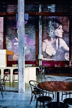 All about Italian restaurant Bar Machiavelli in Sydney's Rushcutters Bay: Sydney institution Machiavelli spawns a colossal, uber-glamorous Eastern Suburbs offshoot. Photographed by Anson Smart.